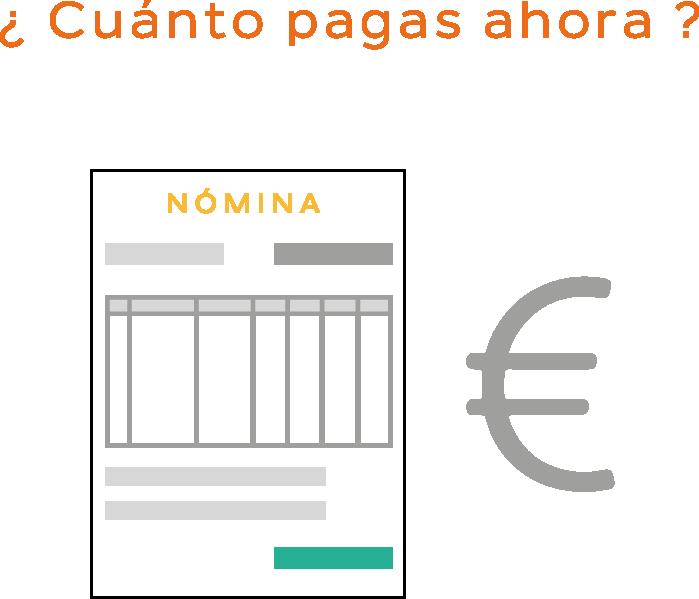 precio nomina tarifa
